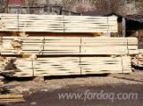 Madera Aserrada Y Reconstituida Abeto Picea Abies - Madera Blanca - Venta Abeto  - Madera Blanca 25; 50; 60; 100; 120; 150 mm Hunedoara