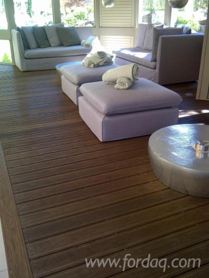 Thermotreated-decking