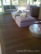 Italy Exterior Decking - Thermotreated deckign ash