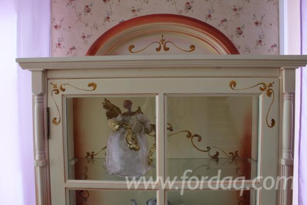 Handmade Painted  Beech Bedroom Sets
