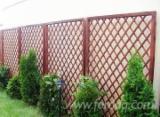 Garduri - Paravane - Panouri decorative pentru plante agatatoare