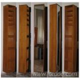 Bathroom Furniture - Design Spruce (Picea Abies) Cabinets Galati Romania