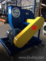 Dust Extraction, Filter, Fan