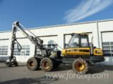 Forest & Harvesting Equipment - Used 2007 / 8000 h Ponsse Beaver Harvester in Germany