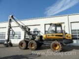 Forest & Harvesting Equipment - Used 2007 / 8000 h Ponsse Beaver Harvester in Germany
