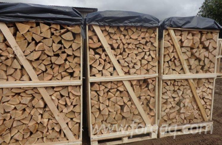 Firewood--ash--oak