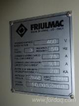 Offers Planing -  Profiling - Moulding, Tenoning Double End Tenoning Machine, friulmac