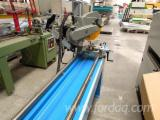 Used 1st transformation & woodworking machinery   Supplies Italy Saws, Double and Multi Blade Saws, Pertici