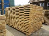 Hardwood  Sawn Timber - Lumber - Planed Timber FSC - OAK STRIPS - SPECIAL PRICES!!!
