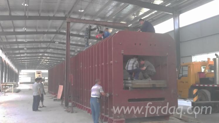 MDF-mills-no-pollution-MDF-flat-press-line
