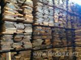 Laubholz  Blockware, Unbesäumtes Holz - Erlen-Schnittholz, 50 mm, KD
