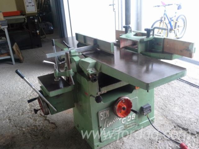 combined machine scm l'invincibile C35 used