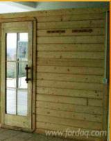 Saunakota - Bbq Hut/Grillkota Wooden Houses - Wooden Houses Spruce  from Romania