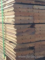 Massivholzböden Malaysia - Merbau, Massivholzböden 4-seitig Gehobelte Lamellen