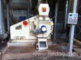 Used 1st Transformation & Woodworking Machinery For Sale Italy - Complete Production Line, linea di prduzione pellet, Pressa cubettatrice : Marca