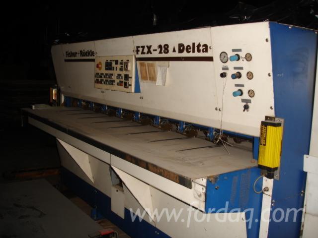Presses---Clamps---Gluing-Equipment--Veneer-Splicers