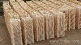 Pallets – Packaging Lithuania - Wooden pallets 1195x856 and 880x856
