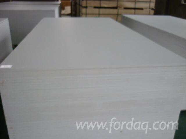 White Primed Poplar Plywood, can be FSC certified