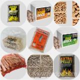 Pellets - Briquets - Charcoal, Wood Pellets, Beech (Europe)