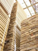 Laubschnittholz, Besäumtes Holz, Hobelware  Zu Verkaufen Litauen - Fassholz, Dauben, Eiche