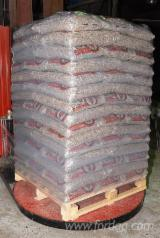 Firewood - Chips - Pellets Supplies - Spruce (Picea Abies) - Whitewood Wood Pellets 6 mm