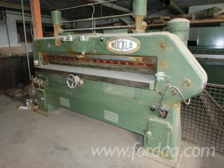 Presses---Clamps---Gluing-Equipment--Veneer-Splicers