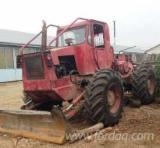 Skidding - Forwarding, Forest Tractor
