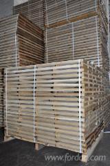 Fordaq лісовий ринок - LLC Ukrainian Woodworking Company  - Паркетная заготовка камерной сушки, в наличии на складе