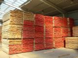 Hardwood  Sawn Timber - Lumber - Planed Timber FSC - Poplar edged boards KD
