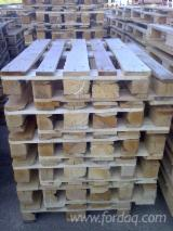 Pallets – Packaging Lithuania - We produce disposable pallets