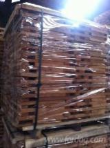 Beech wood timber steamed