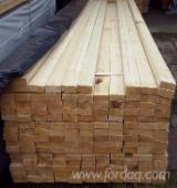 Softwood  Sawn Timber - Lumber Poland - Spruce (Picea abies) - Whitewood, FSC
