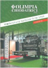 New Olimpia Chiodatrici Pallet Production Line For Sale Romania