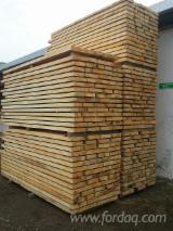 Hardwood - Square-Edged Sawn Timber - Lumber Supplies Strips, Cherry (European Wild)