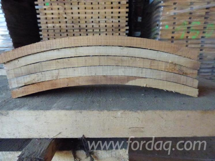 Special-curved-sawn-timbers
