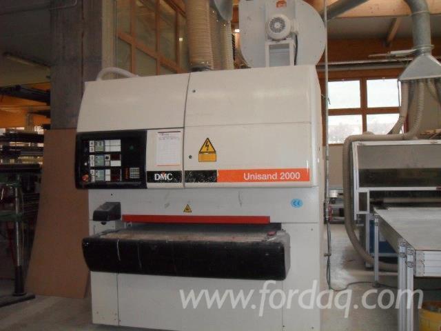 Used-2000-DMC-UNISAND-2000-M2-1350-Universal-Sander-in