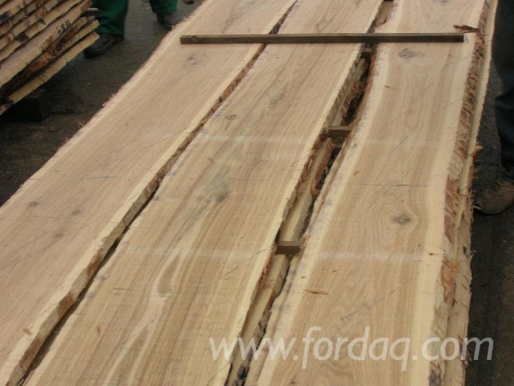 Edged oak lumber for sale for Decking planks for sale