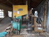 Woodworking Machinery Log Band Saw Vertical - Used Primultini  1100 Log Band Saw Vertical in Italy