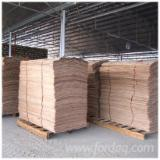 Rotary Cut Veneer for sale. Wholesale Rotary Cut Veneer exporters - Rotary cut, gurjan, China