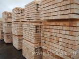 Pallet lumber - Softwood, sawn timber 73x73, 75x75, 78x78, 90x90