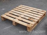 Wooden pallets from China