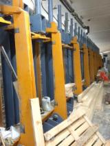 Glulam Production Line - Used Paoletti Glulam Production Line For Sale Czech Republic