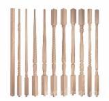 Holzkomponenten, Hobelware, Türen & Fenster, Häuser - Nadelholz