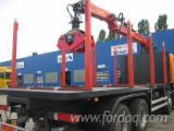 null - Kamion Za Prevoz Kraćih Stabala Carovan Nova Rumunija