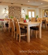 Engineered Wood Flooring - Multilayered Wood Flooring CE For Sale - Standard Collection - 2-layer or 3-layer European Oak. Manufacturer offer