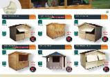 Wooden Houses  - Fordaq Online market - Wooden Houses Spruce  from Romania