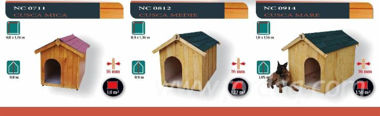 Spruce-%28Picea-abies%29---Whitewood--Dog-House