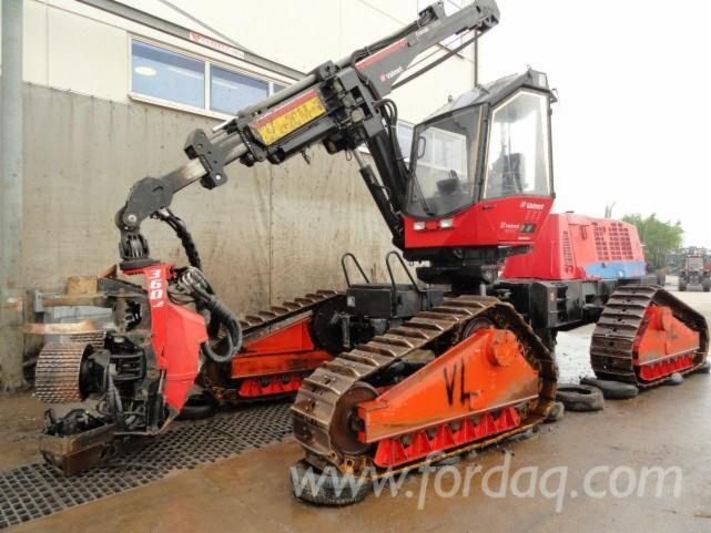 Used-2003-14213-h-Valmet-911-1-X3M-Harvester-in