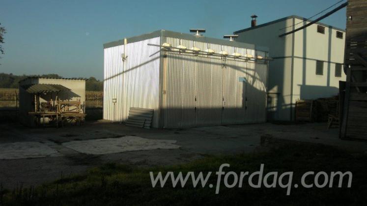 Production plant for sale - production of elements / furniture / parquet