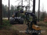Buy Or Sell Used Wood Forest Tractor France - Skidding - Forwarding, Harvester, Ponsse